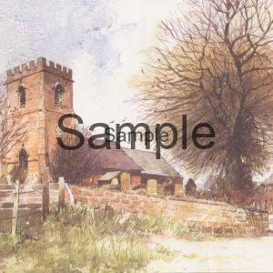shotwick village