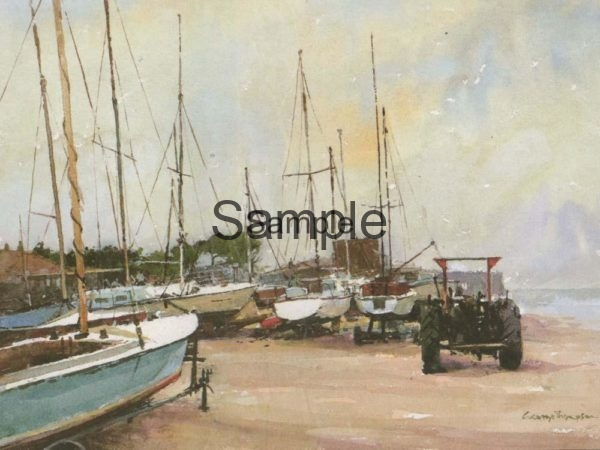 west kirby boat yard