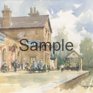 willaston hadlow road station