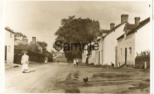 burton village