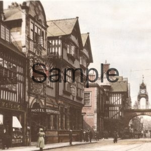 chester foregate street