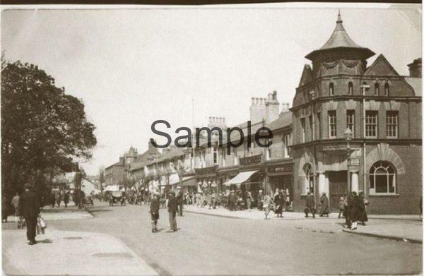 hoylake market street