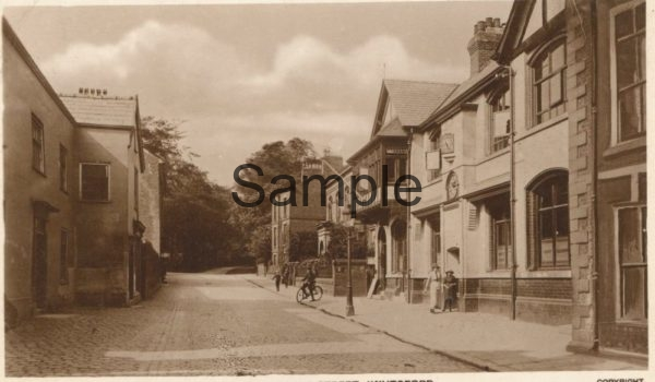 kings street knutsford