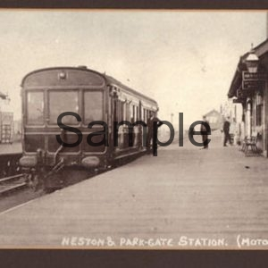 neston train station