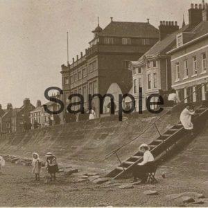 Parkgate Sands 1915