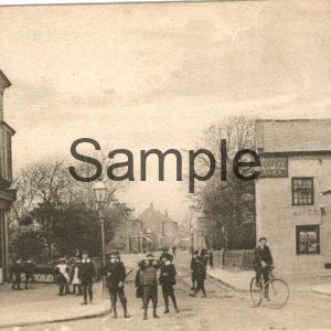 wallasey village