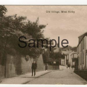 West Kirby Old Village