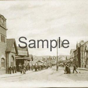 Grange Road West Kirby